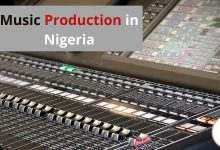 Music production in Nigeria