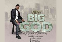 very big god by Happy Clement
