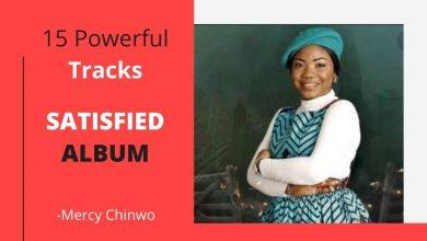 somphore album mercy chinwo
