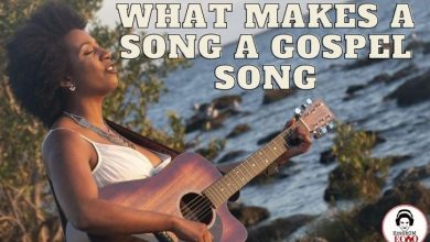 What makes a song a gospel