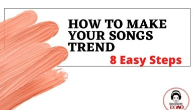 Make your song trend
