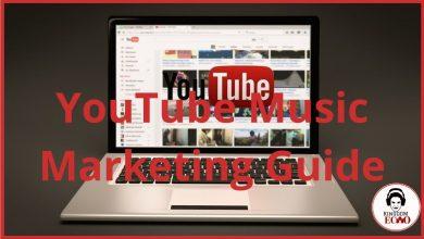 YouTube music marketing strategy