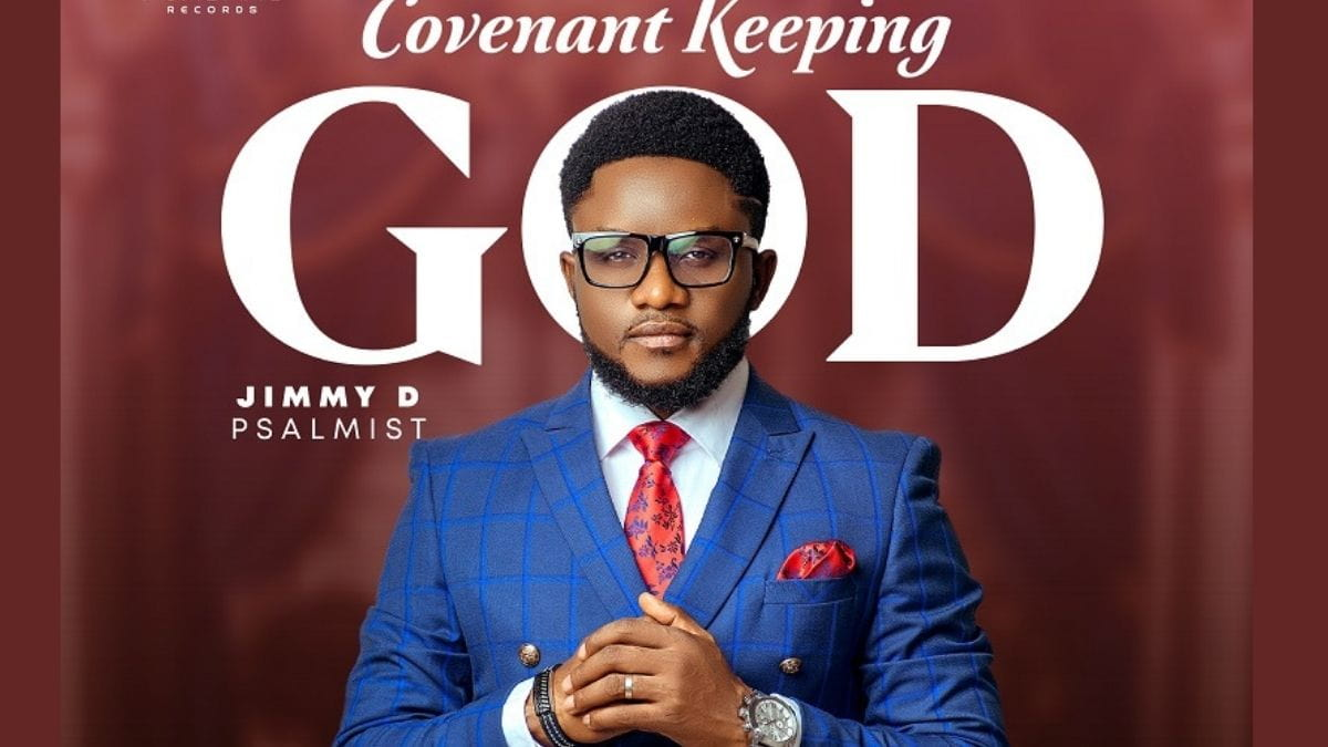 COVENANT KEEPING GOD BY JIMMY D PSLAMIST