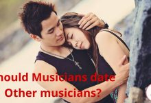 should musicians date other musicians