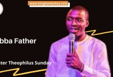 theophilus sunday abba father