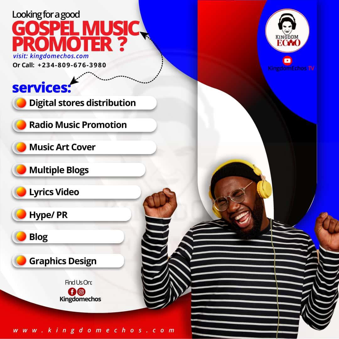 Promote Your Songs In Nigeria on kingdomechos