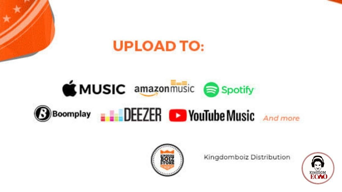 sell your music in nigeria through kingdomboiz store