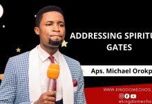 Apostle Orokpo Michael