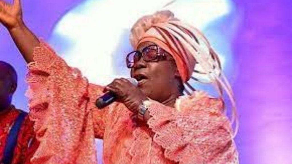 Bola Are Female Gospel Singers in Nigeria