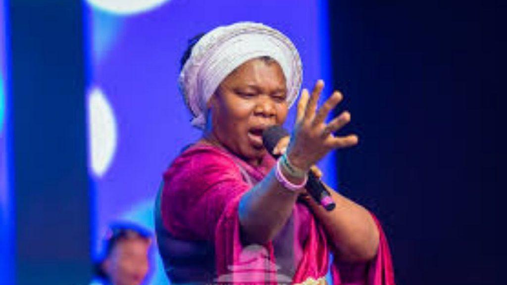 Bukola Bekes Female Gospel Singers in Nigeria